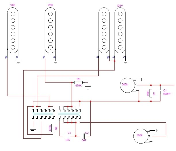 jb humbucker pickup wiring diagram suhr pickup wiring | blog